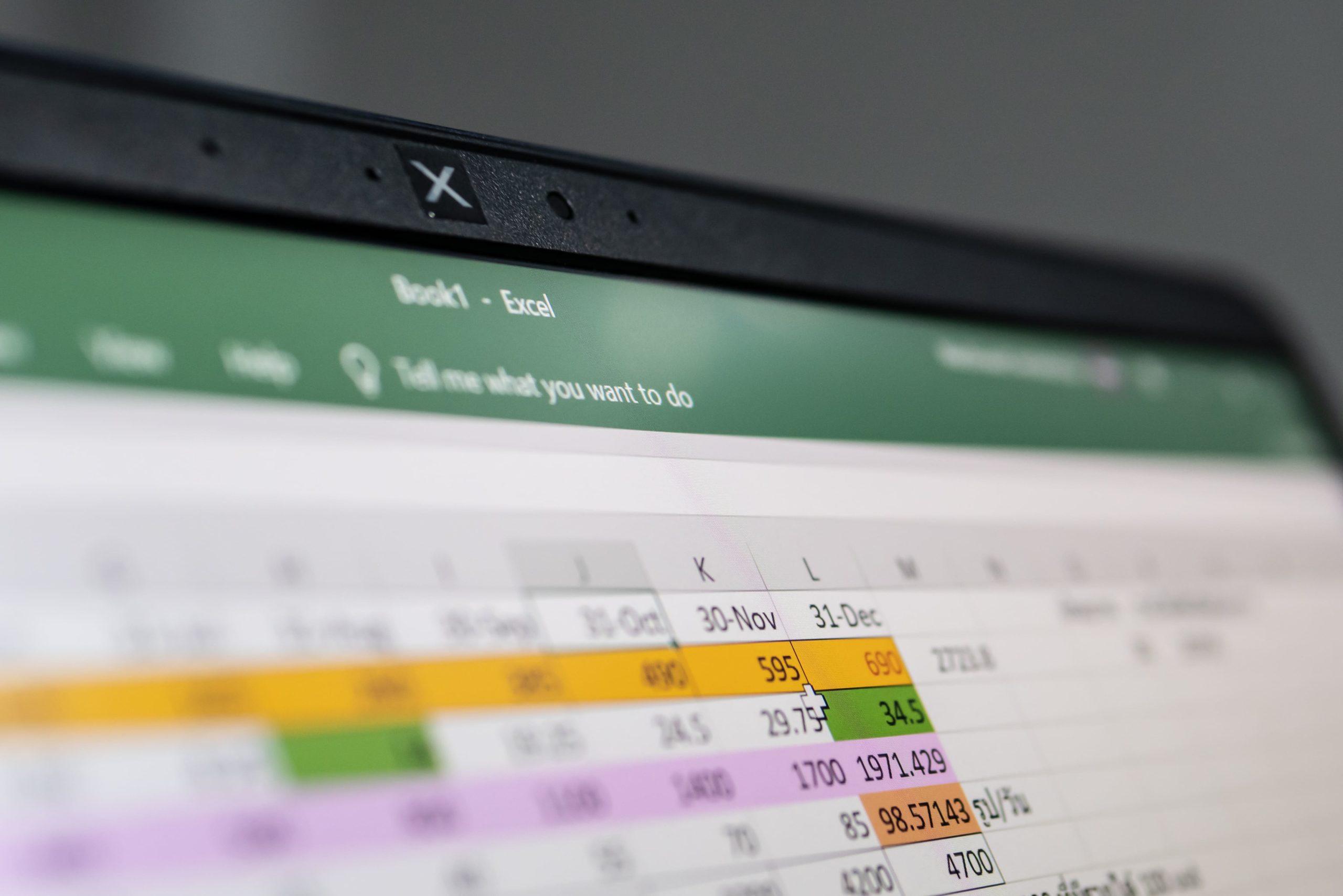 Автоматизация учета в Excel