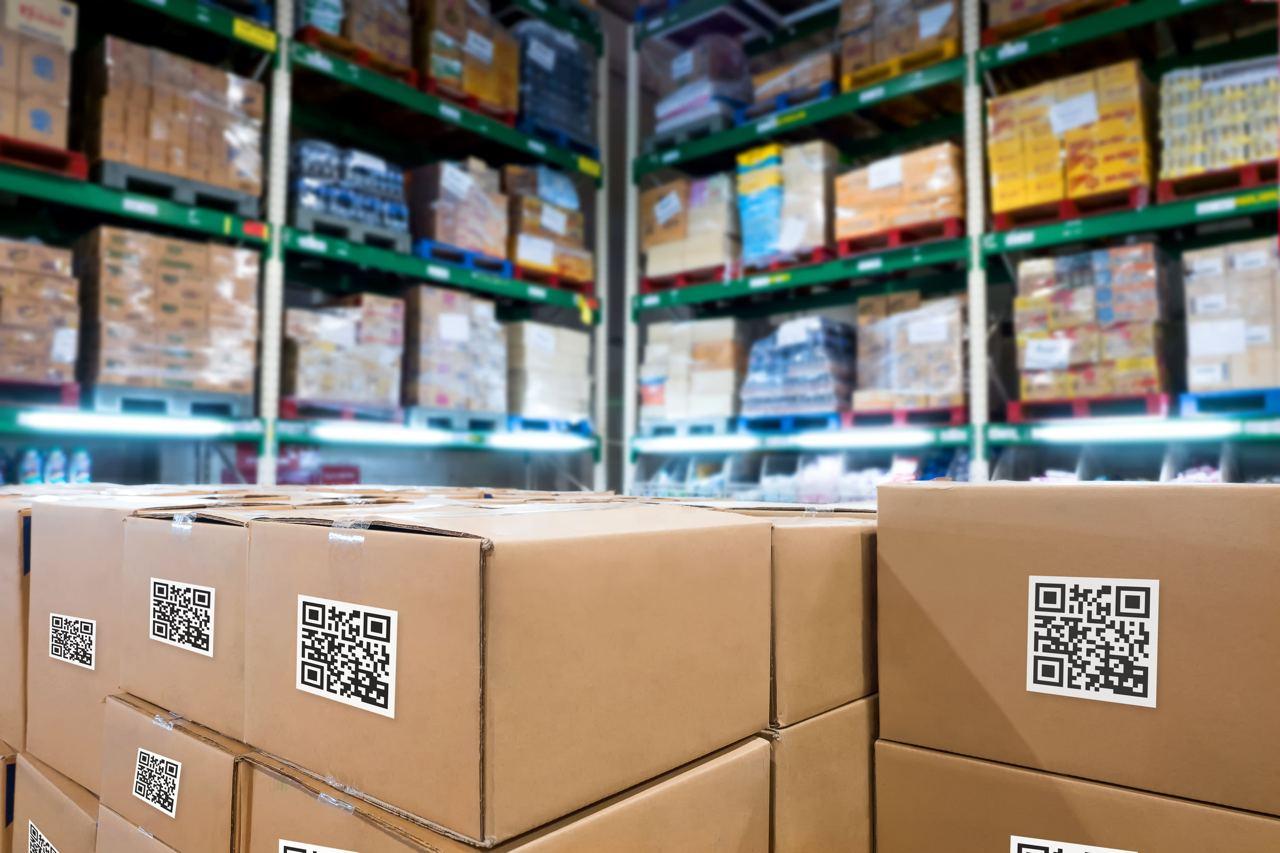 инвентаризация товаров на складе