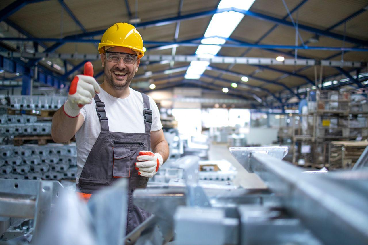 инвентаризация оборудования на производстве