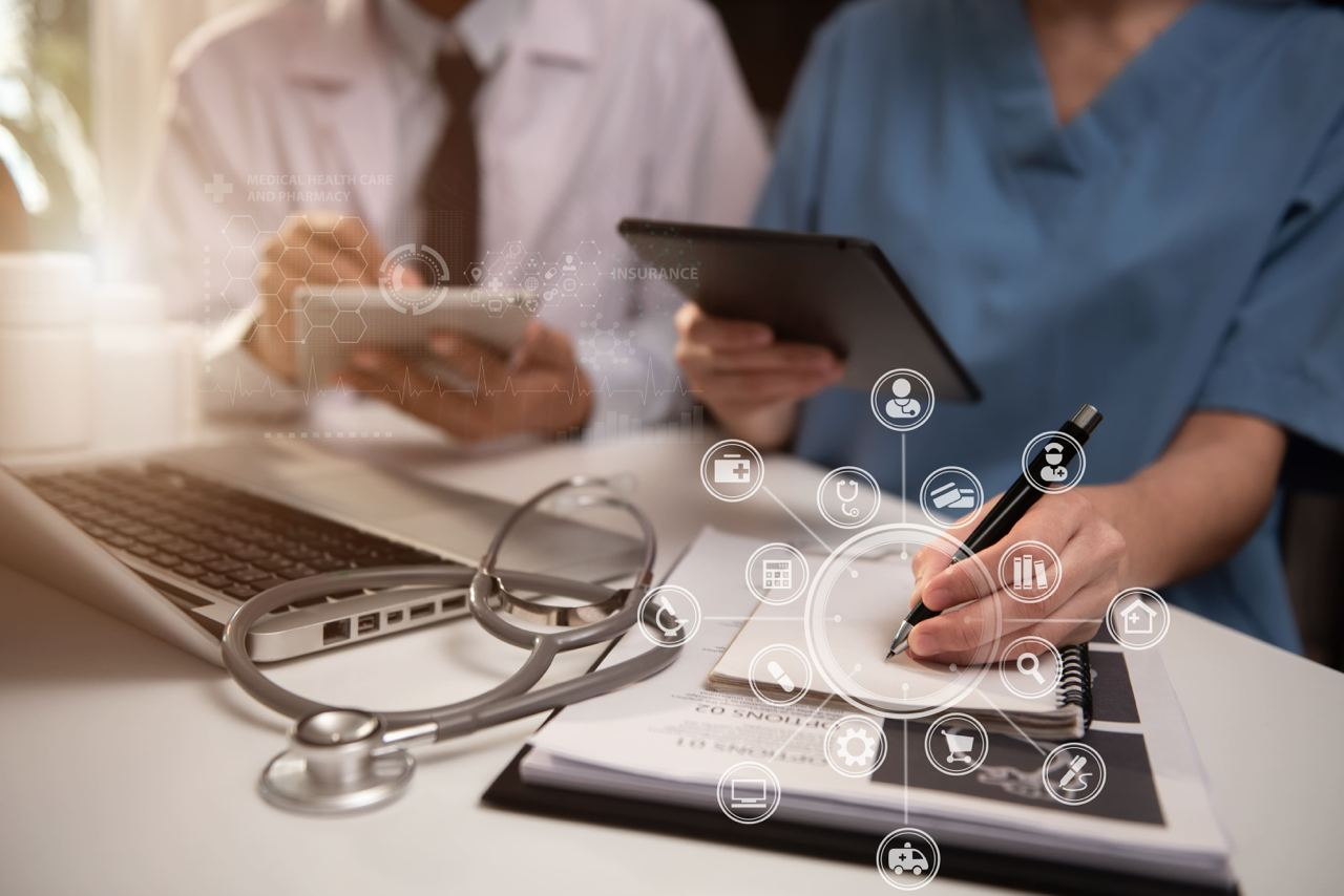 Программа для учета в медицинской клинике