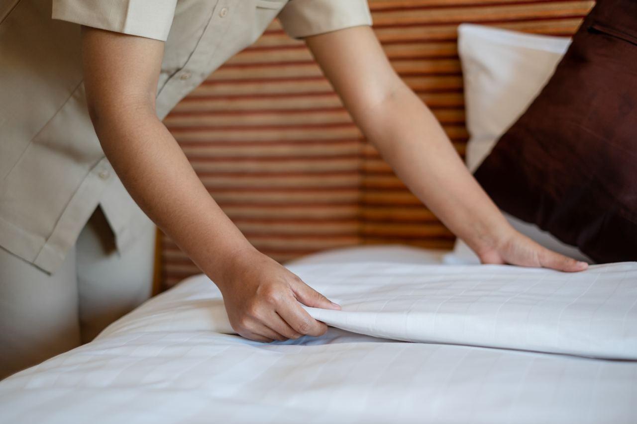 инвентаризация постельного белья в гостинице