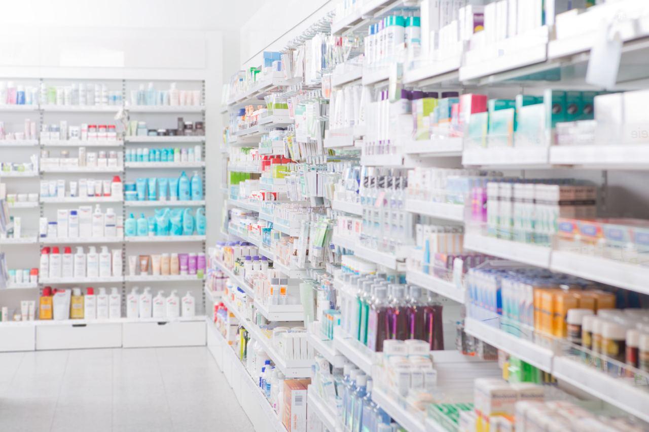 инвентаризации товаров в аптеке