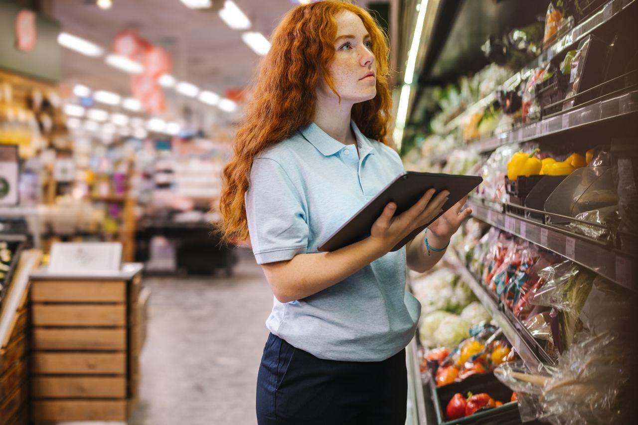 Инвентаризация для магазинов